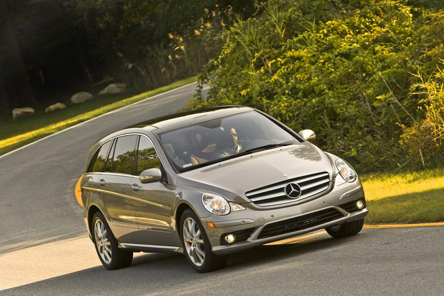 2010 mercedes benz r class reviews specs and prices for Mercedes benz r350 price