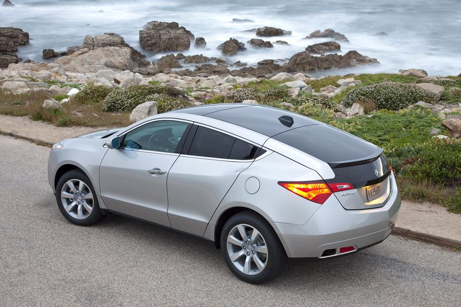2010 acura zdx reviews specs and prices. Black Bedroom Furniture Sets. Home Design Ideas