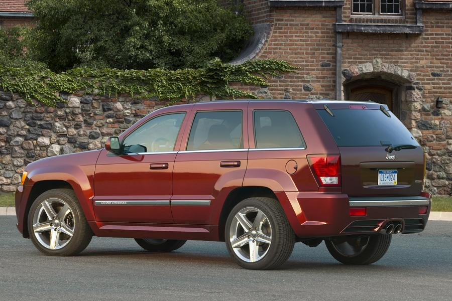 2010 Jeep Grand Cherokee Reviews Specs And Prices Cars Com