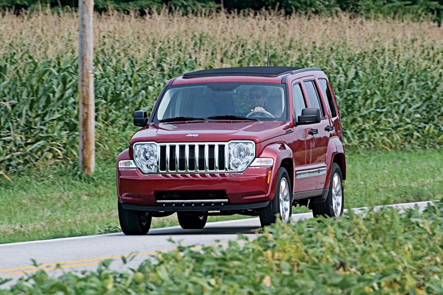 2010 Jeep Liberty Reviews Specs And Prices Cars Com
