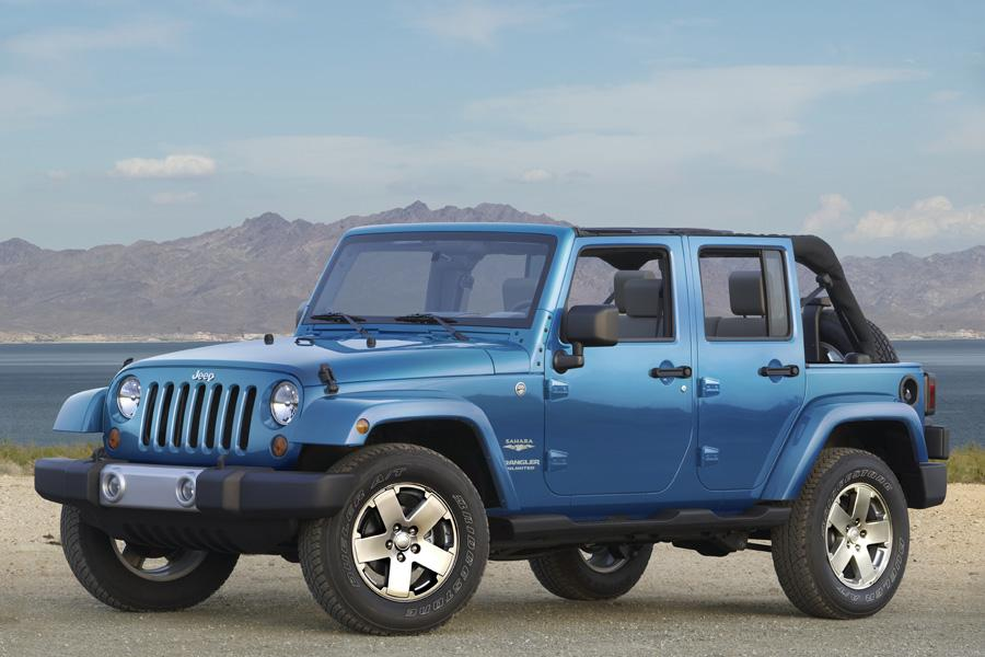 2010 jeep wrangler unlimited reviews specs and prices. Black Bedroom Furniture Sets. Home Design Ideas