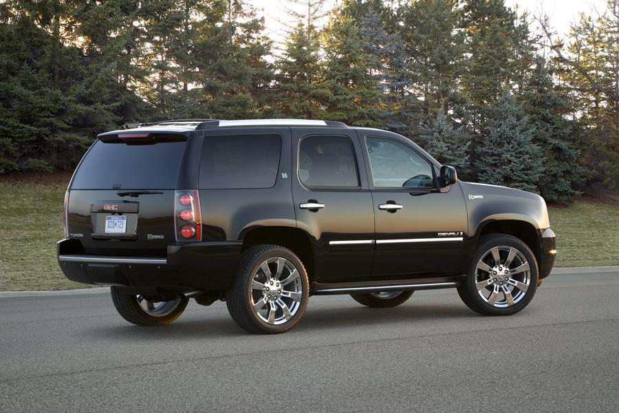 2010 gmc yukon hybrid reviews specs and prices. Black Bedroom Furniture Sets. Home Design Ideas