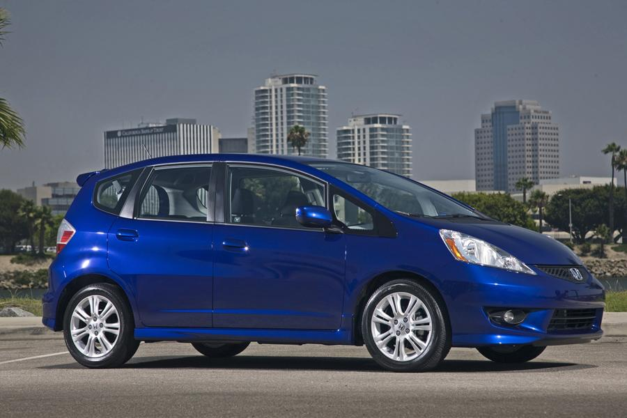2010 honda fit reviews specs and prices. Black Bedroom Furniture Sets. Home Design Ideas