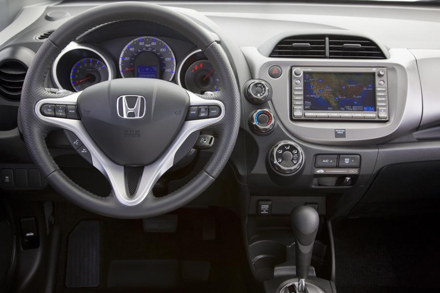 2010 Honda Fit Reviews Specs And Prices Cars Com
