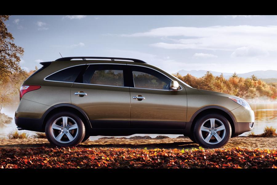 2010 Hyundai Veracruz Reviews Specs And Prices Cars Com