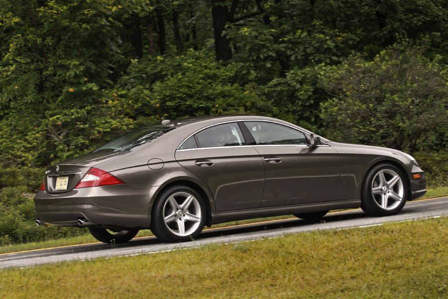 2010 mercedes benz cls class reviews specs and prices for Mercedes benz cls 350 price