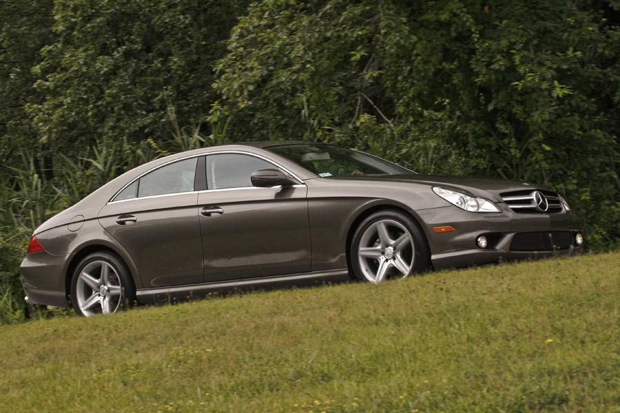 2010 mercedes benz cls class reviews specs and prices for Mercedes benz cls 2010