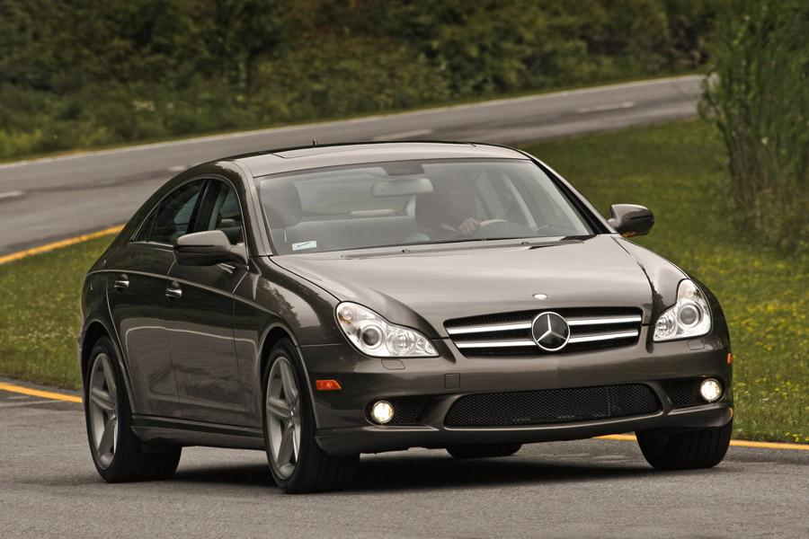 2010 mercedes benz cls class reviews specs and prices for Mercedes benz cls550 price