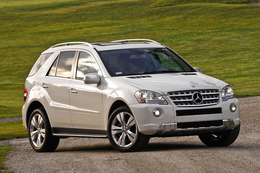 2010 Mercedes Benz M Class Reviews Specs And Prices