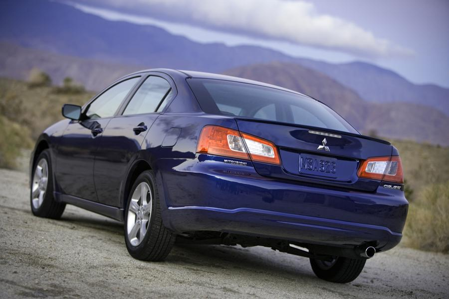 2010 Mitsubishi Galant Reviews Specs And Prices Cars Com