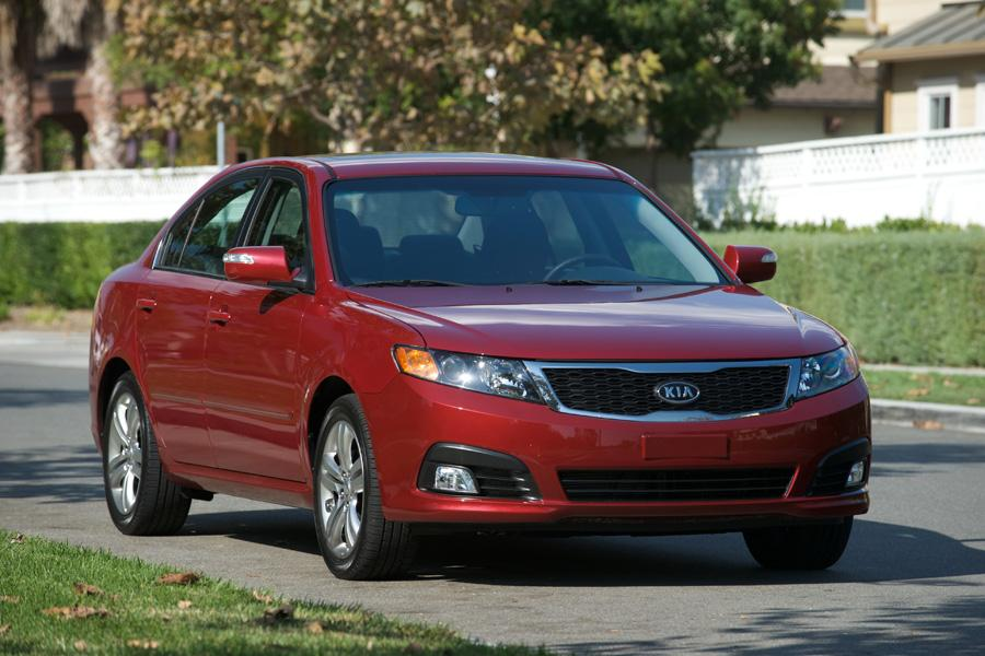2010 Kia Optima Reviews Specs And Prices Cars Com