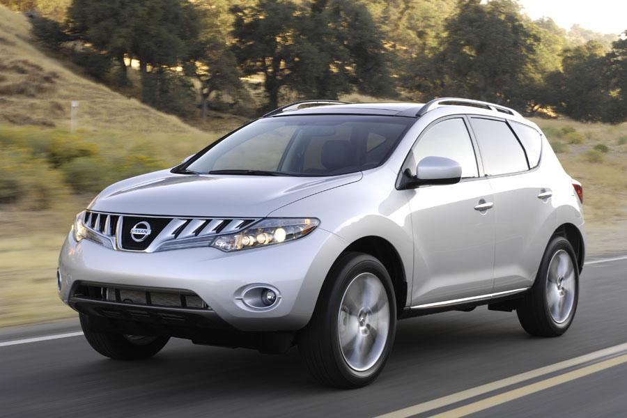 2010 nissan murano specs pictures trims colors. Black Bedroom Furniture Sets. Home Design Ideas