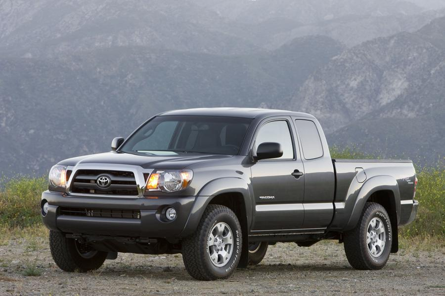 2010 Toyota Tacoma Reviews Specs And Prices Cars Com