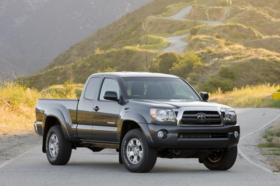 2010 Toyota Tacoma Reviews, Specs and Prices | Cars.com