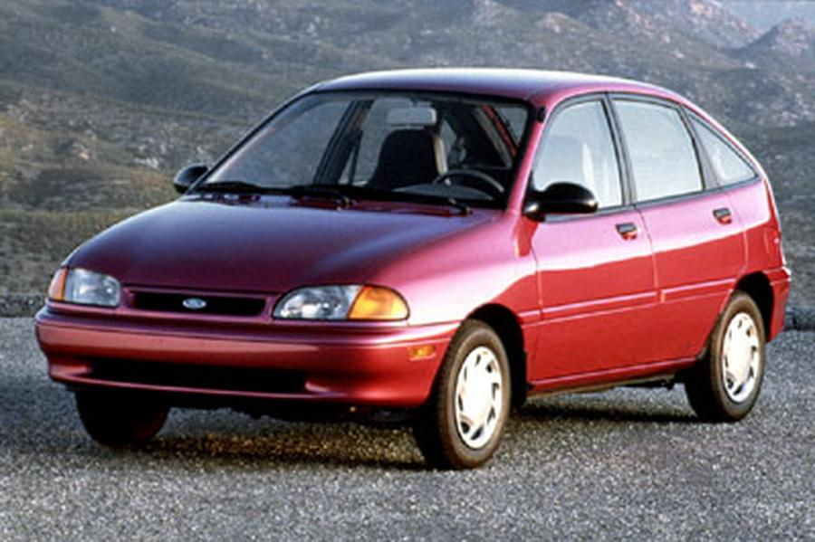 1997 ford aspire reviews specs and prices. Black Bedroom Furniture Sets. Home Design Ideas