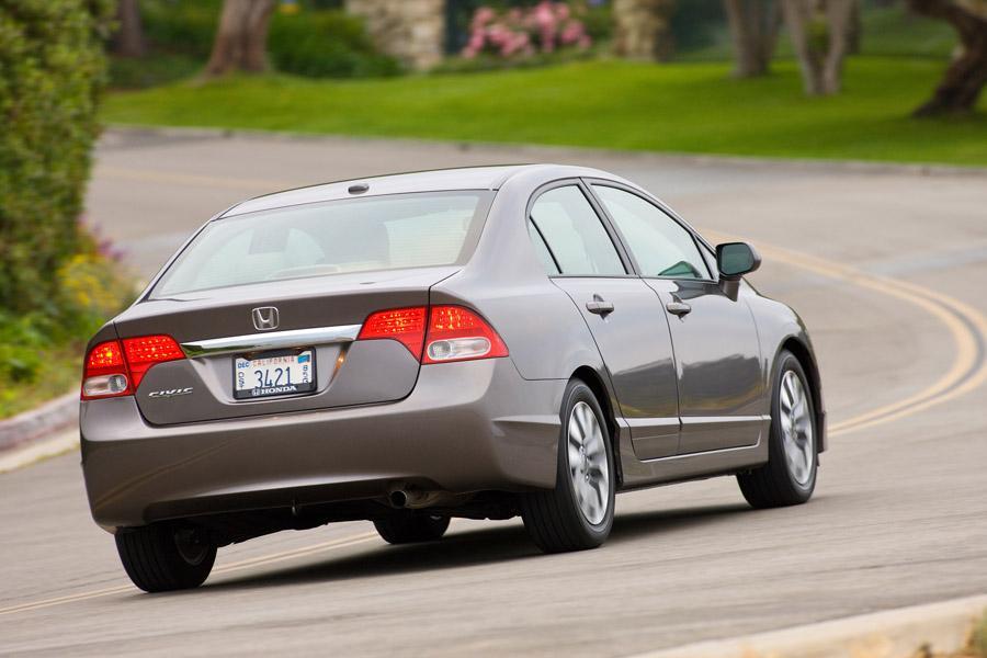 2010 Honda Civic Reviews Specs And Prices Cars Com