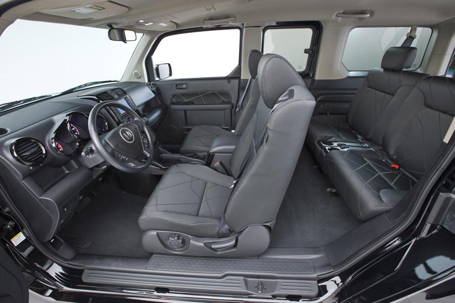 2010 Honda Element Reviews Specs And Prices Cars Com