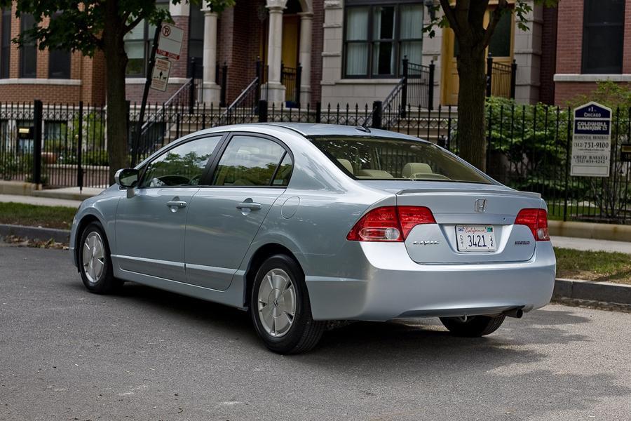 honda civic hybrid cars prices specs