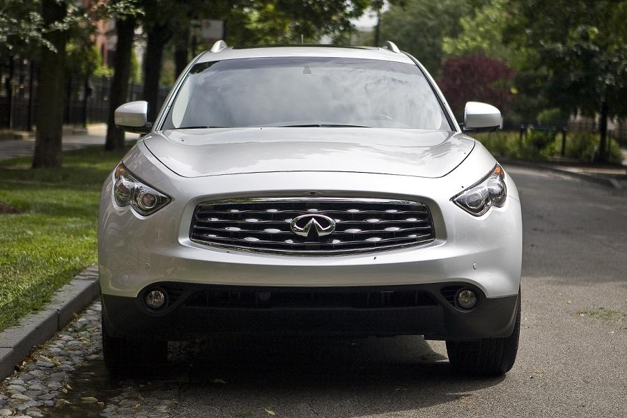 2010 INFINITI FX35 Reviews, Specs and Prices | Cars.com