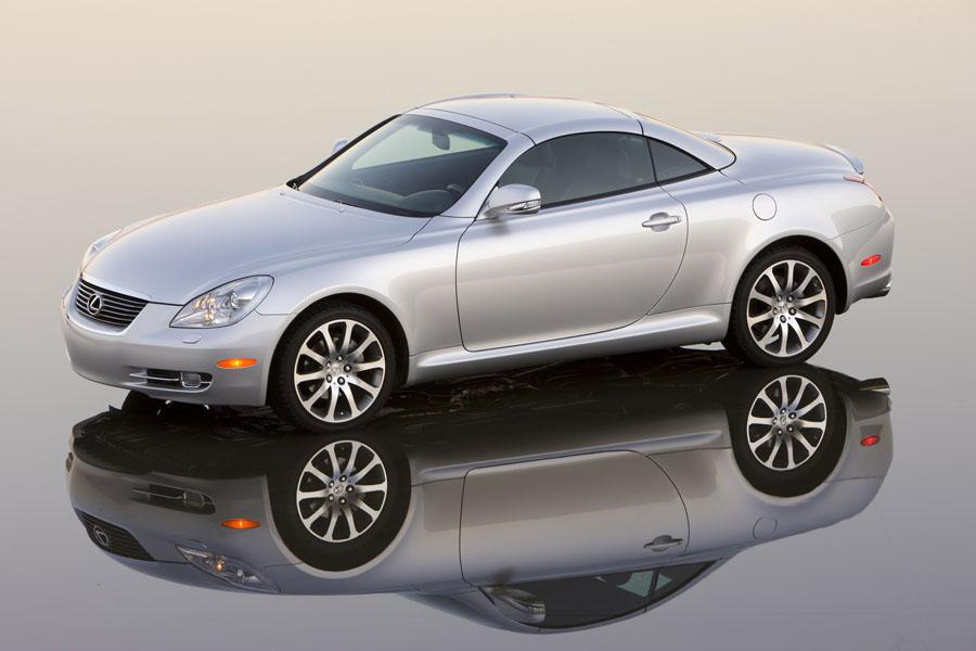 2010 lexus sc 430 specs pictures trims colors. Black Bedroom Furniture Sets. Home Design Ideas