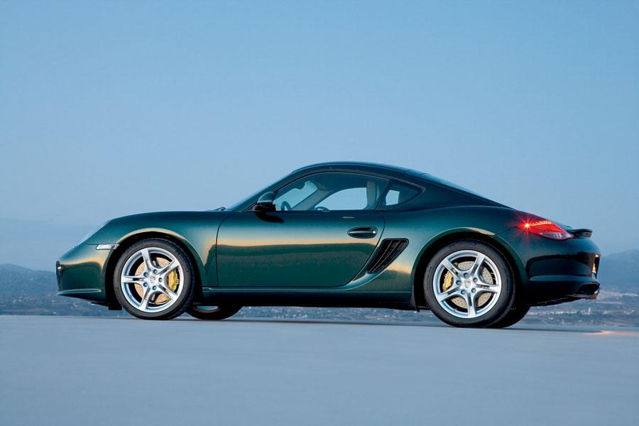 2010 Porsche Cayman Reviews Specs And Prices Cars Com