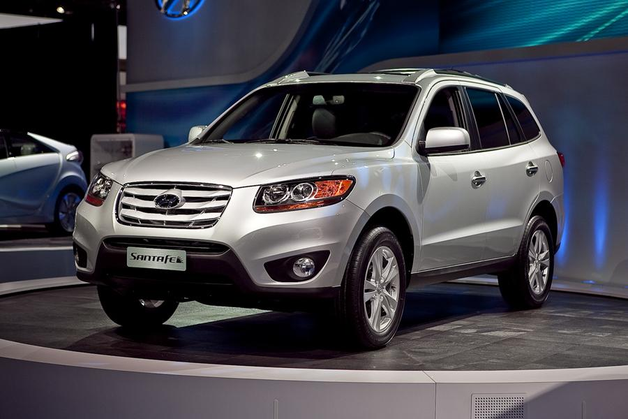 2010 hyundai santa fe reviews specs and prices. Black Bedroom Furniture Sets. Home Design Ideas