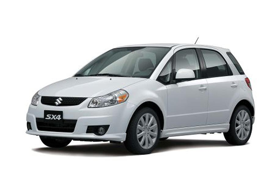 2010 suzuki sx4 reviews specs and prices. Black Bedroom Furniture Sets. Home Design Ideas