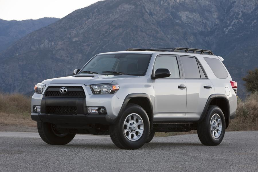 2010 Toyota 4runner Reviews Specs And Prices Cars Com