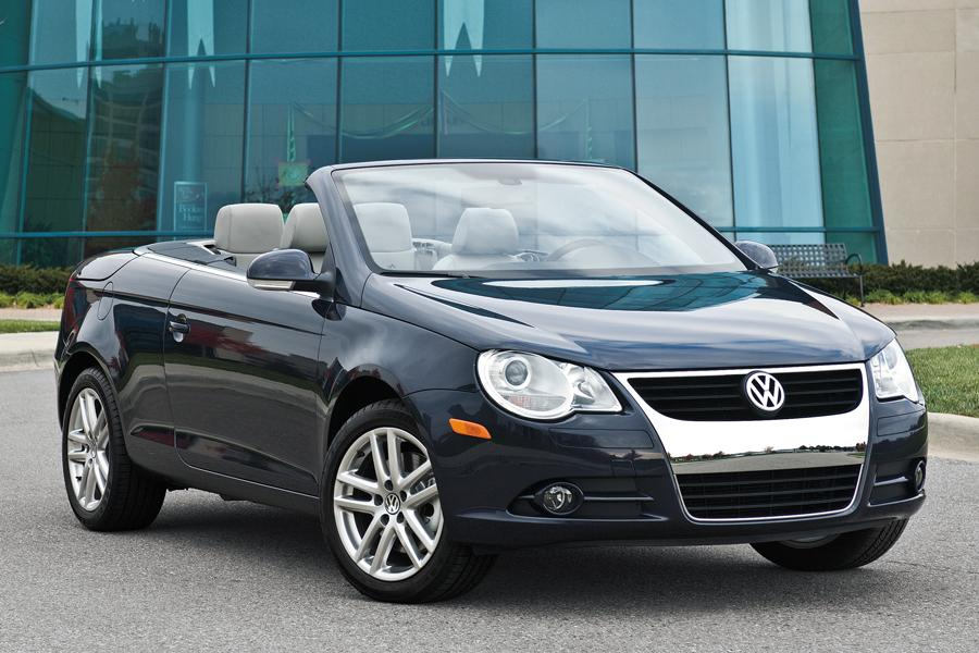 2010 Volkswagen Eos Reviews, Specs and Prices | Cars.com