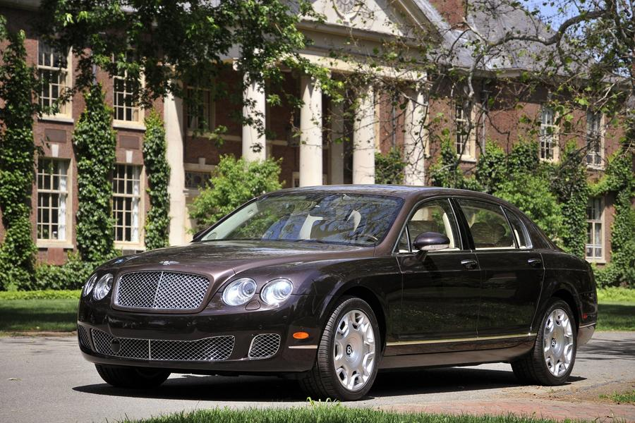 2010 bentley continental flying spur reviews specs and prices cars com