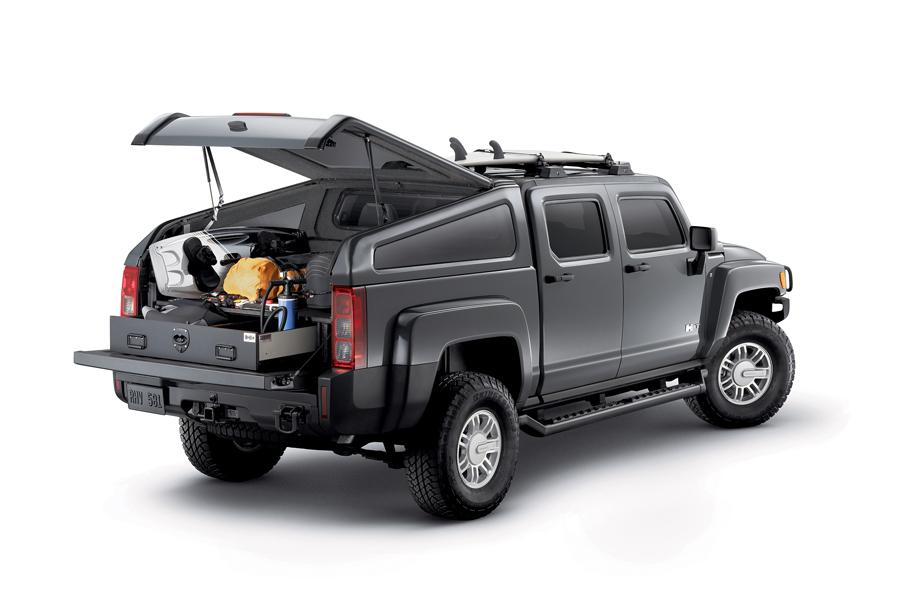 2010 Hummer H3t Reviews Specs And Prices Cars Com