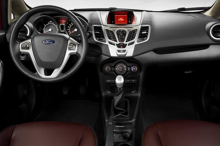 Honda Fit Versus Ford Fiesta: Feature Comparisons