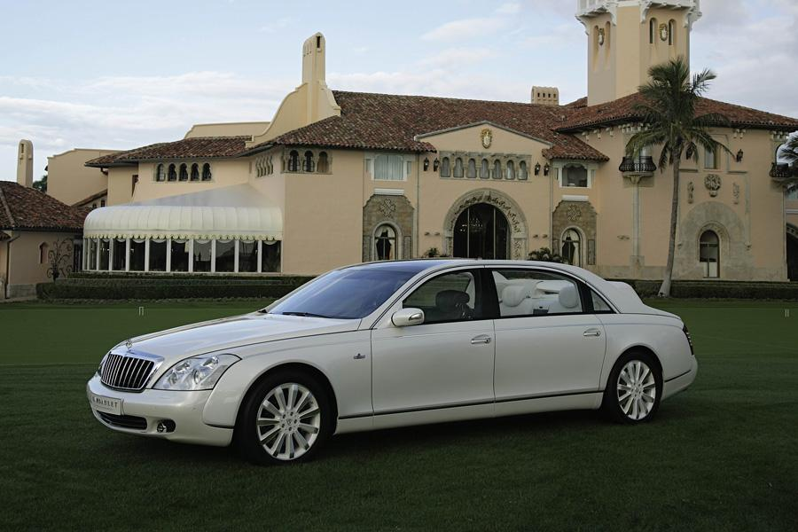 2010 maybach landaulet reviews specs and prices. Black Bedroom Furniture Sets. Home Design Ideas