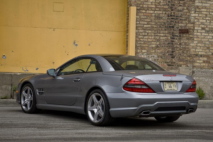 2011 Mercedes Benz Sl Class Reviews Specs And Prices