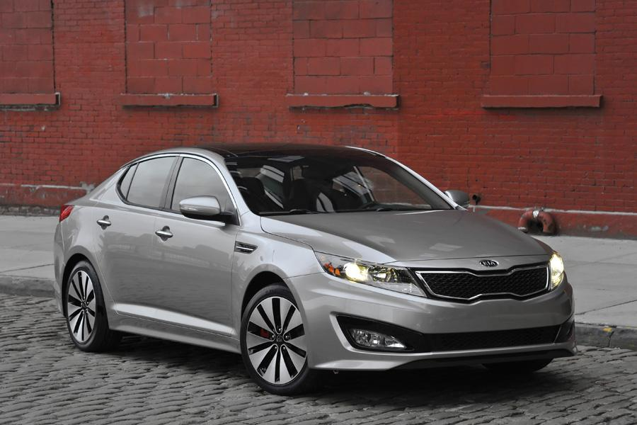 2011 Kia Optima Specs Pictures Trims Colors Cars Com