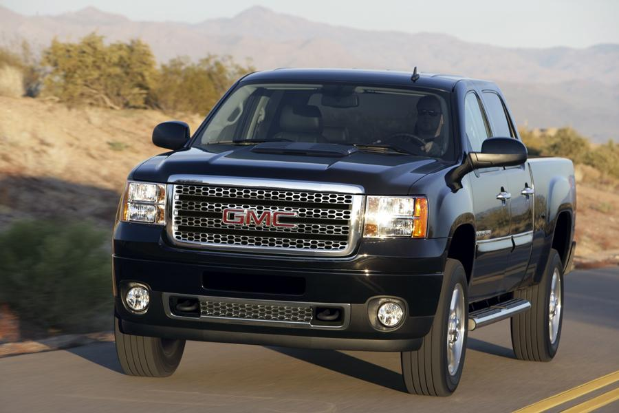 2011 Gmc Sierra 2500 Reviews Specs And Prices Cars Com