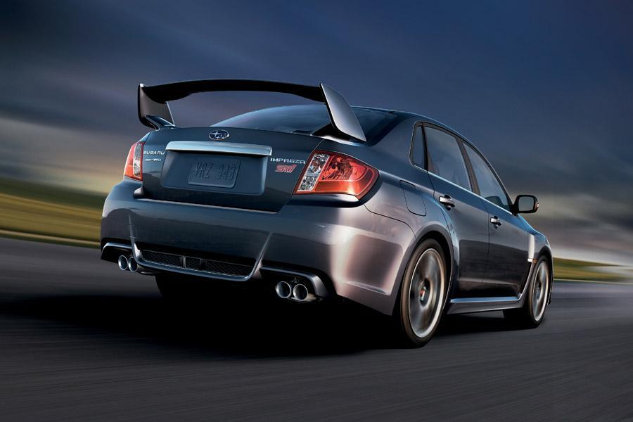 2011 Subaru Impreza Wrx Sti Reviews Specs And Prices