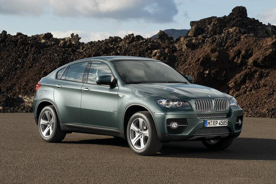 2011 Bmw X6 Reviews Specs And Prices Cars Com