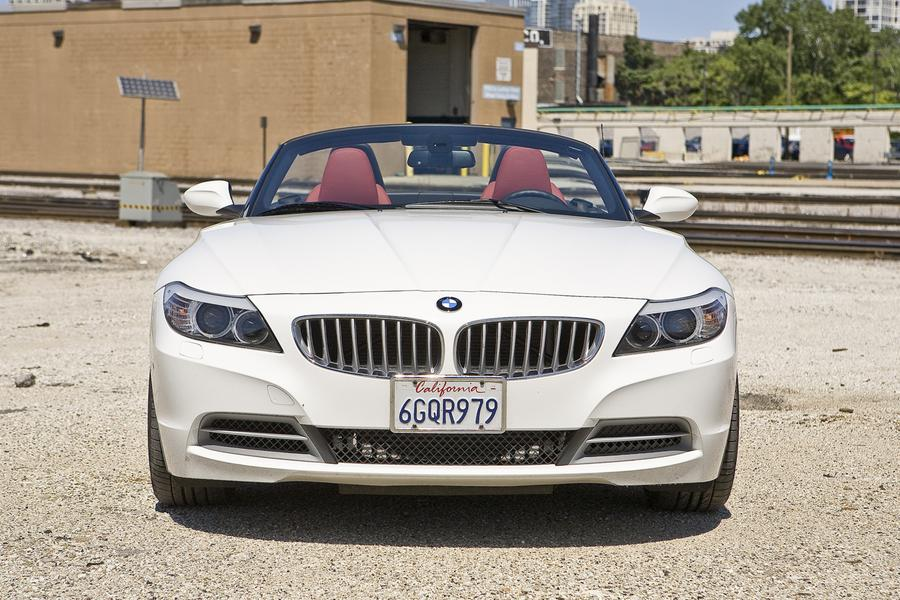 2011 Bmw Z4 Reviews Specs And Prices Cars Com