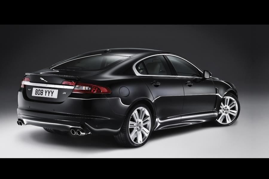 2011 Jaguar Xf Reviews Specs And Prices Cars Com