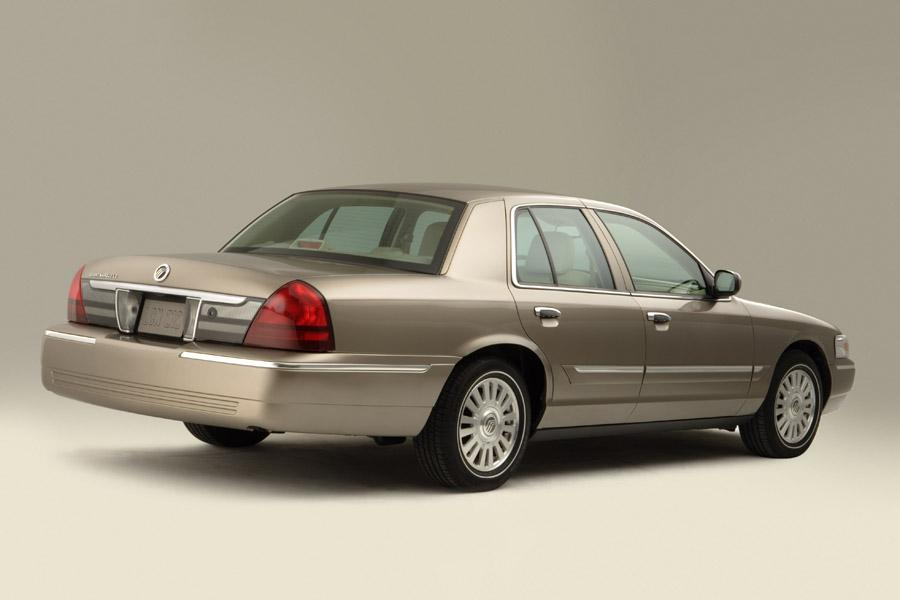 mercury grand marquis sedan models price specs reviews. Black Bedroom Furniture Sets. Home Design Ideas