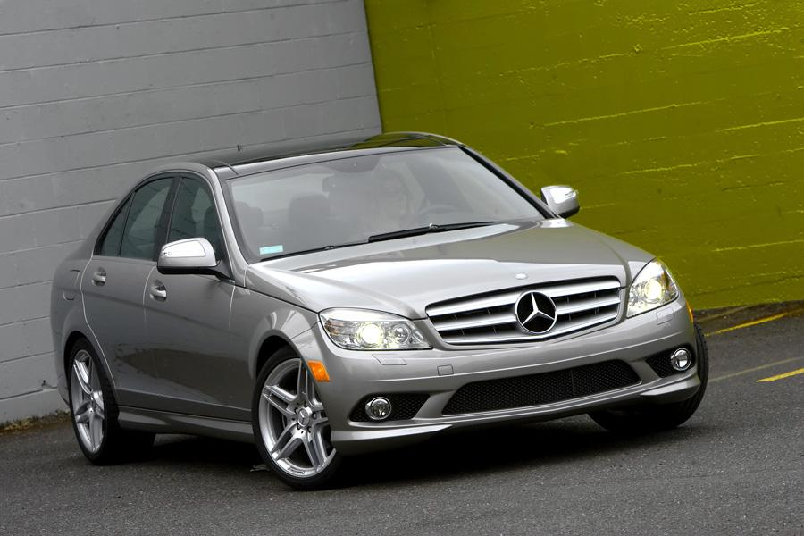 2011 mercedes benz c class reviews specs and prices for Mercedes benz c350 2011