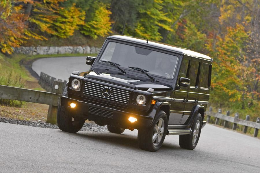 2011 mercedes benz g class reviews specs and prices for 2011 mercedes benz g class