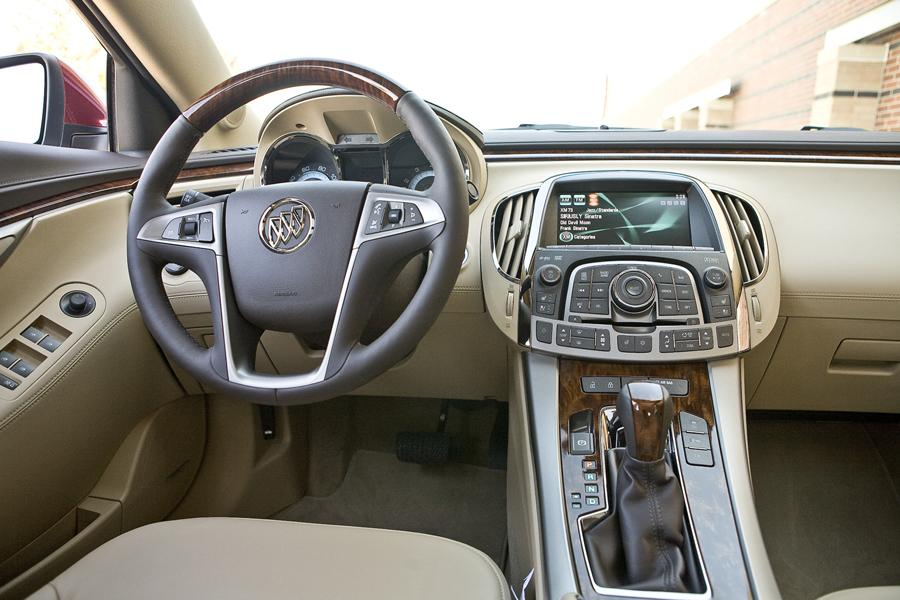 on 2007 Buick Lacrosse Cxs For Sale