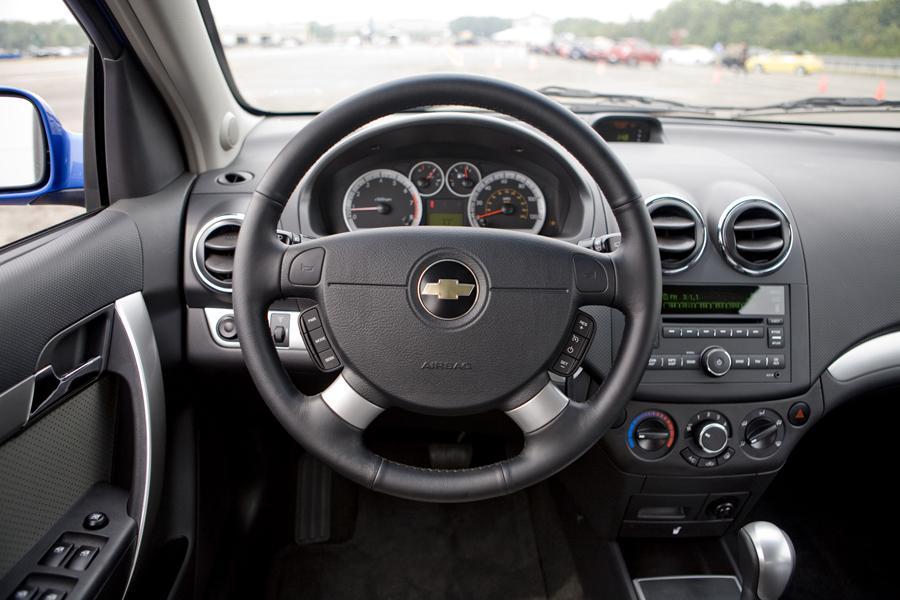 Chevrolet Aveo Sedan Models Price Specs Reviews Cars Com