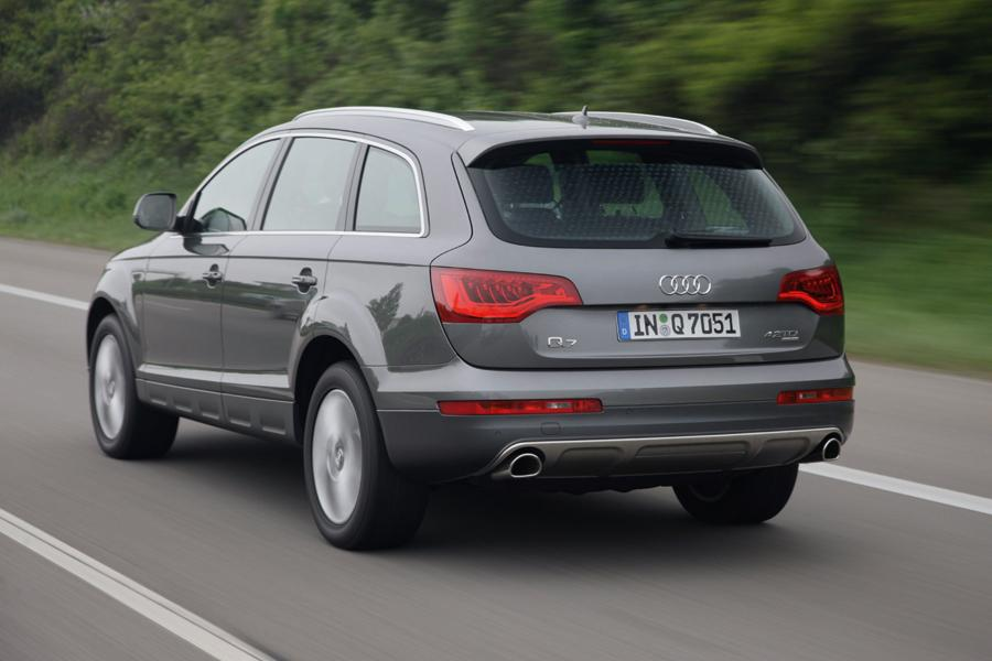 2011 audi q7 reviews specs and prices. Black Bedroom Furniture Sets. Home Design Ideas