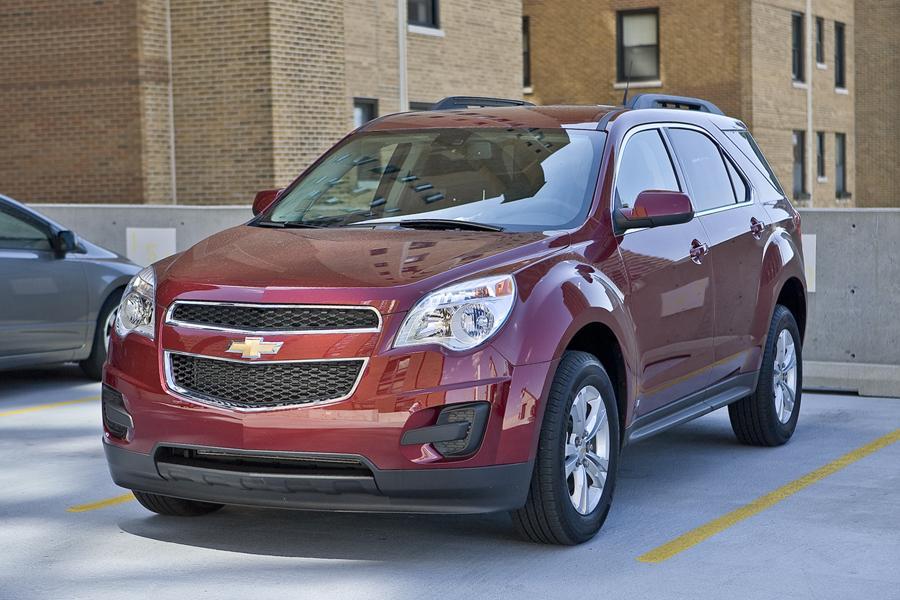 2011 Chevrolet Equinox Reviews Specs And Prices Cars Com