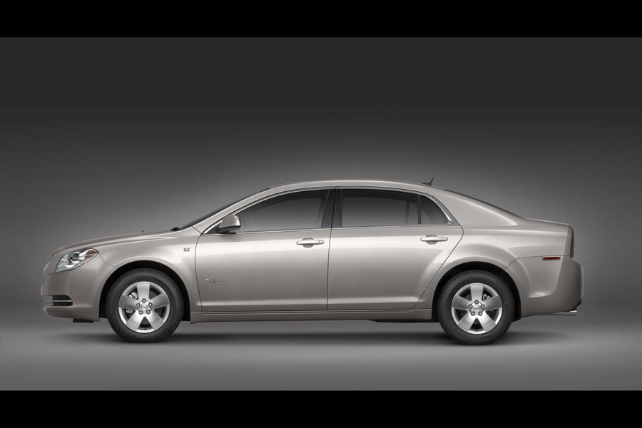 2011 Chevrolet Malibu Reviews Specs And Prices Cars Com