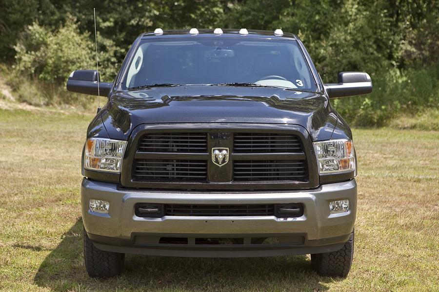 2011 Dodge Ram 2500 Reviews, Specs and Prices | Cars.com