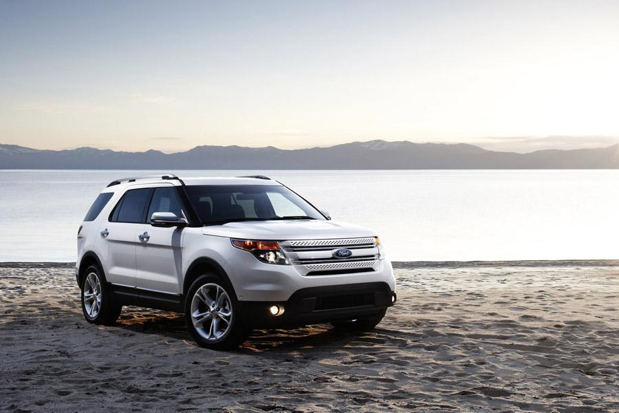 2011 ford explorer reviews specs and prices. Black Bedroom Furniture Sets. Home Design Ideas